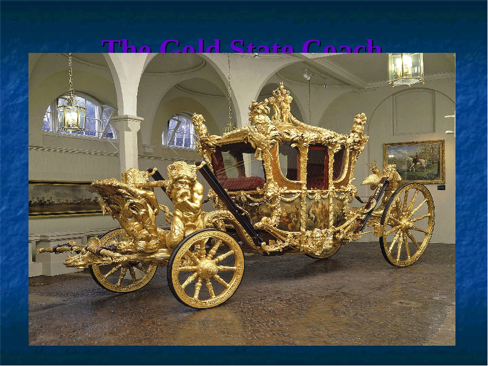 The Gold State Coach