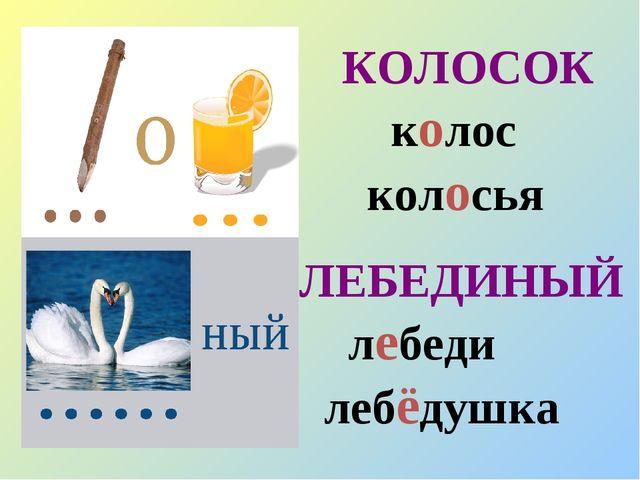 КОЛОСОК колос колосья ЛЕБЕДИНЫЙ лебеди лебёдушка