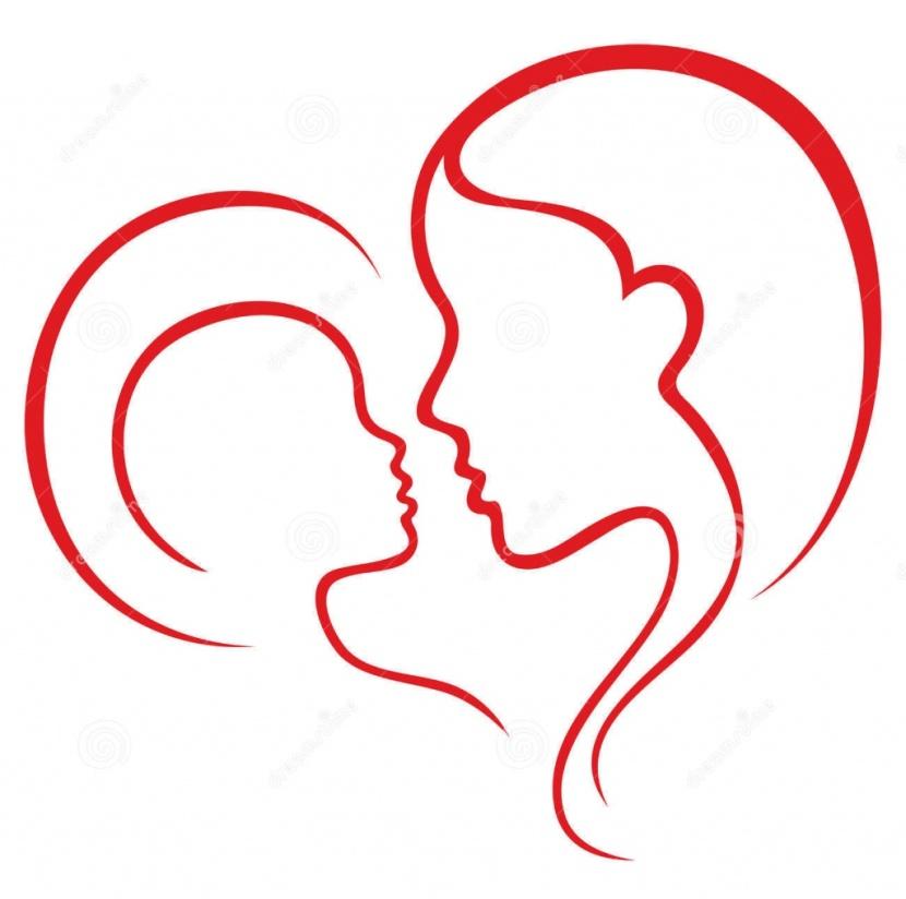 Рисунок для мамы с любовью