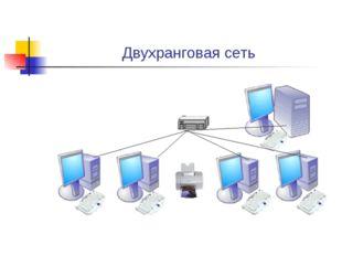 Двухранговая сеть
