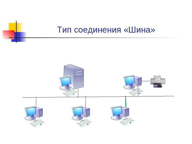 Тип соединения «Шина»