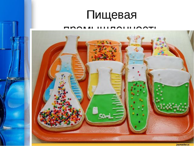 Пищевая промышленность ProPowerPoint.Ru