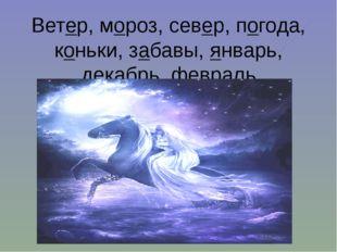 Ветер, мороз, север, погода, коньки, забавы, январь, декабрь, февраль