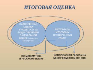 Три возможных вывода - оценок результатов по предметам и УУД: Вывод-оценка (о