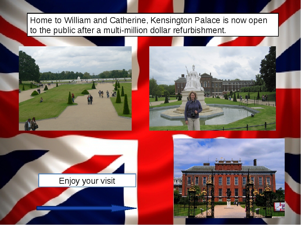 Home to William and Catherine, Kensington Palace is now open to the public af...