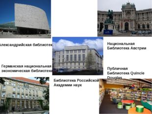 Александрийская библиотека Библиотека Российской Академии наук Германская нац