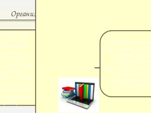 Организационно-психологические проблемы 1. Недостаточная наполненность урока