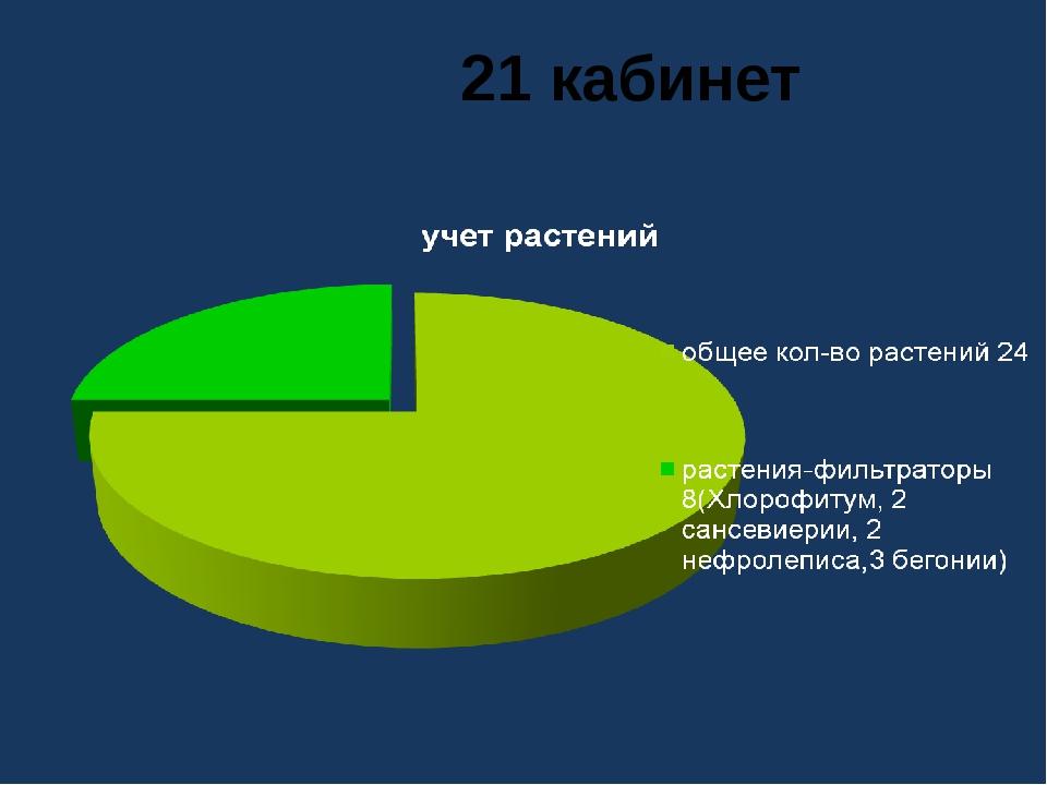 21 кабинет