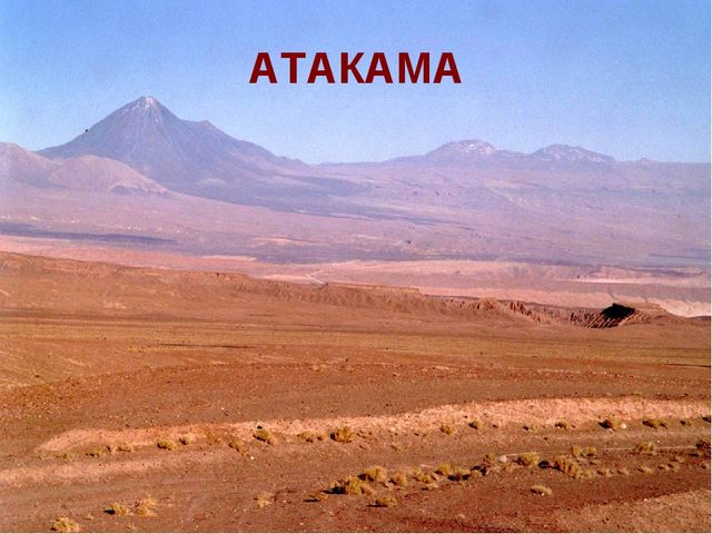АТАКАМА