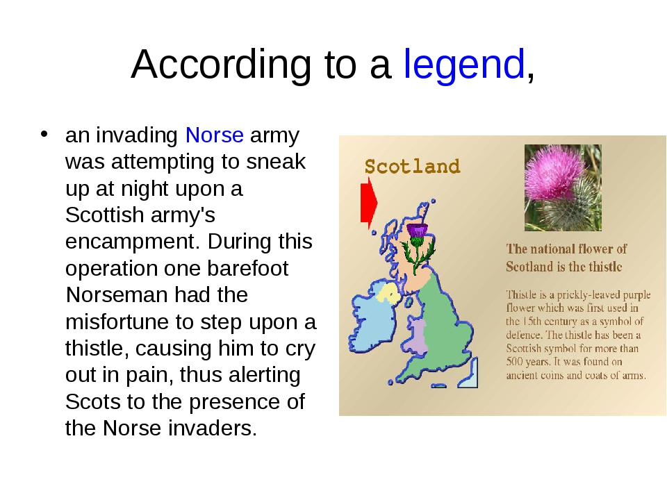 According to a legend, an invading Norse army was attempting to sneak up at n...