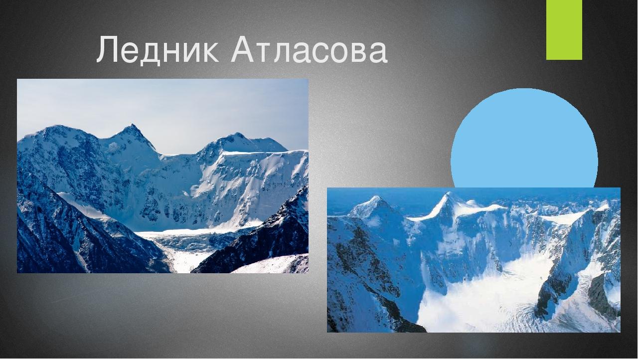 Ледник Атласова