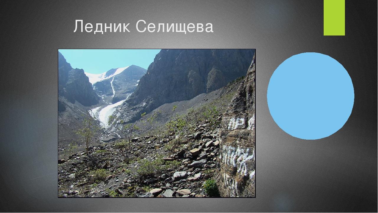 Ледник Селищева