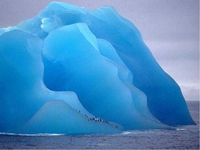 2.Температура воды Изменяется в зависимости от глубины 0 метров +16˚C) 200 ме...