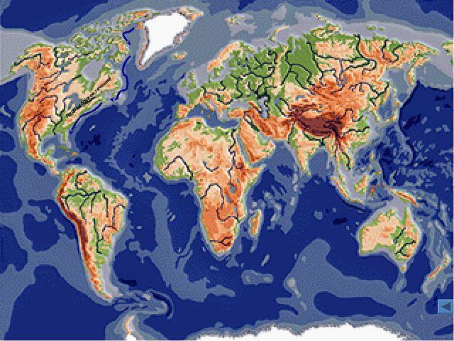 Крупнейшее течение Мирового океана… Течение Западных ветров, опоясывающее Ант...