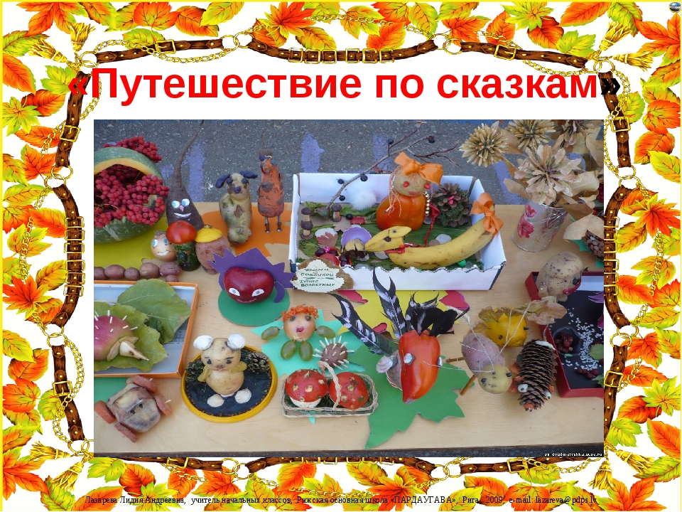 «Путешествие по сказкам» Лазарева Лидия Андреевна, учитель начальных классов,...