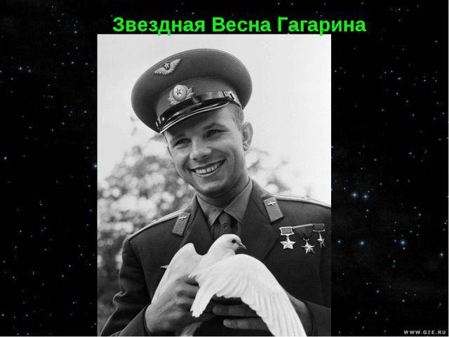 Звездная Весна Гагарина