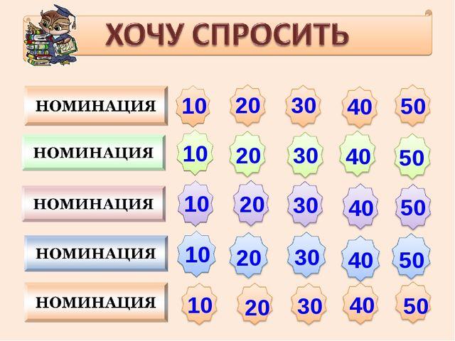 30 40 50 30 10 20 40 50 20 10 30 40 50 10 20 30 40 50 10 20 30 40 50 10 20