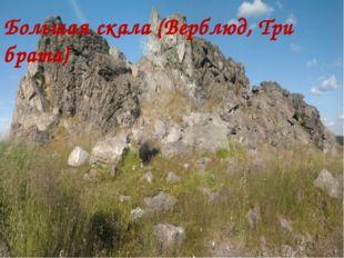 Большая скала (Верблюд, Три брата) Большая скала (Верблюд, Три брата)