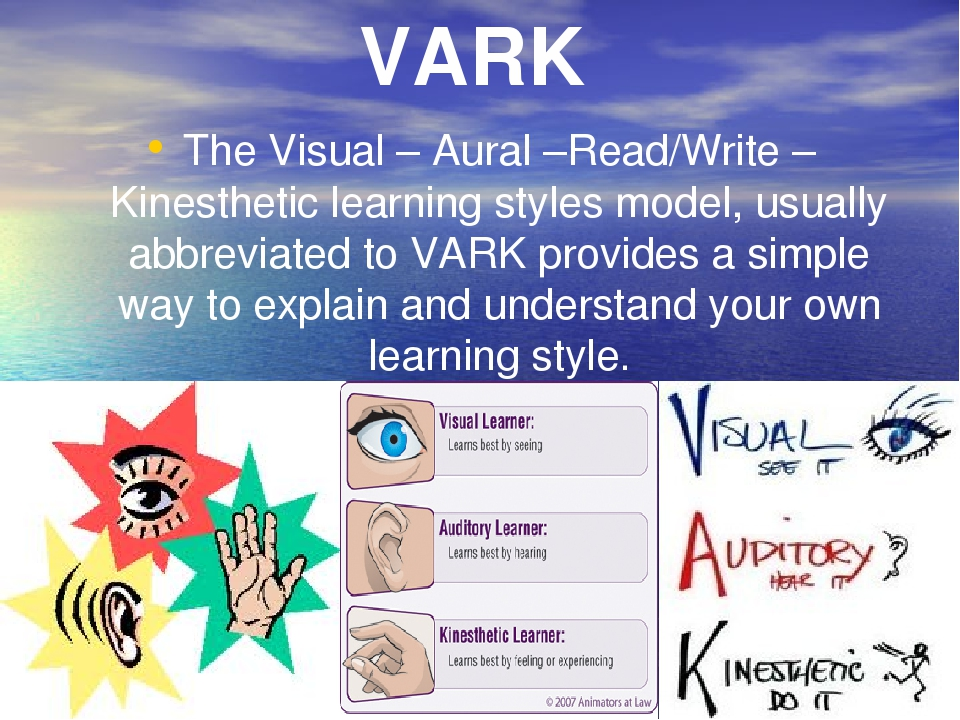 "vark analysis nurse Analysis paper complete ""the vark questionnaire: how do i learn best"" click ""ok"" to receive your questionnaire scores."