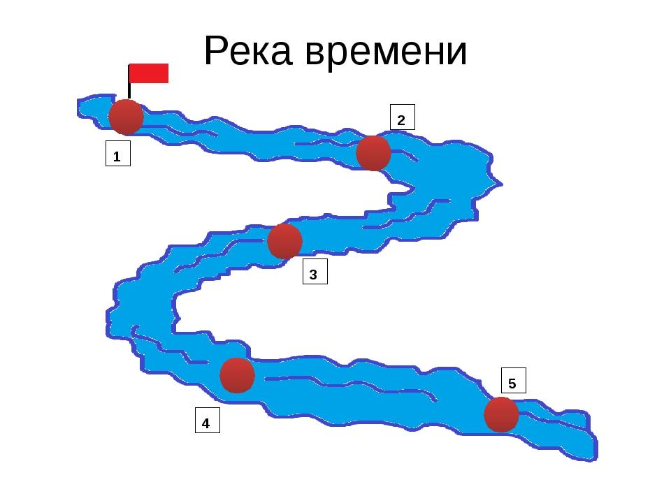 Река времени 1 2 3 4 5