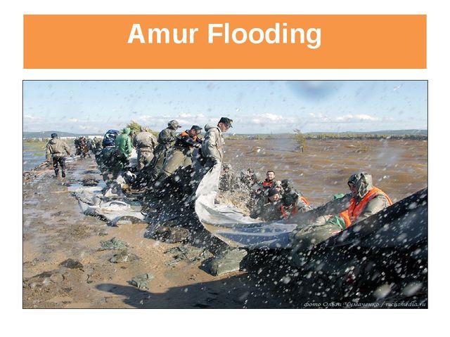 Amur Flooding
