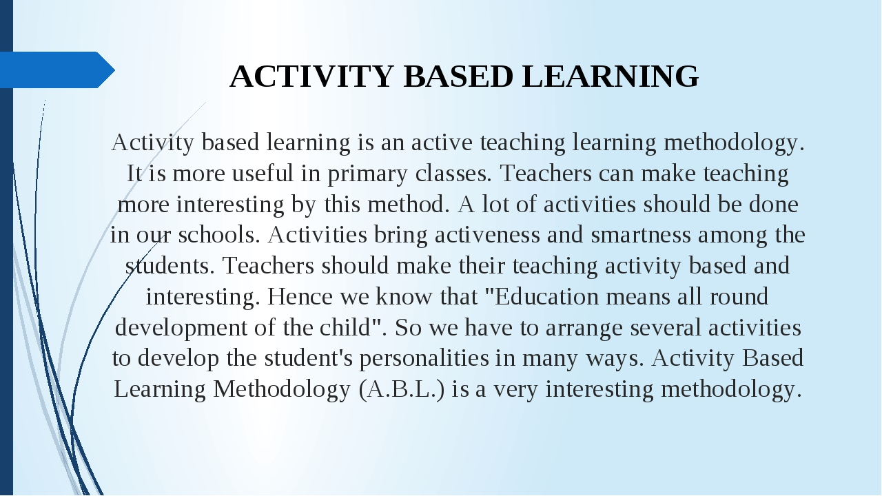 activity 2 in delivering learning and development activities The design of training programs is the core activity of the training and development function in recent years, the development of training programs has evolved into a profession that utilizes.