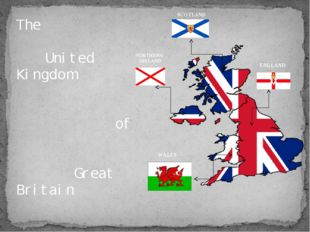 The United Kingdom of Great Britain and Northern Ireland (the UK) NORTHERN IR