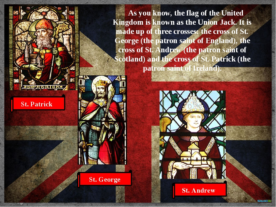 As you know, the flag of the United Kingdom is known as the Union Jack. It i...