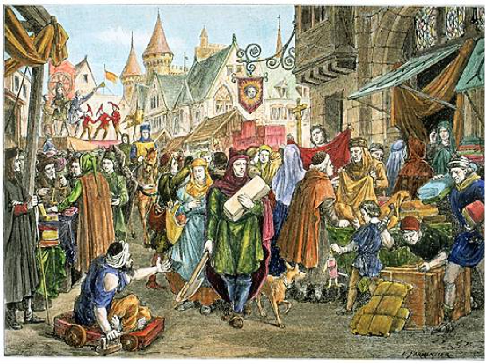 an introduction to the history of feudalism during the middle ages