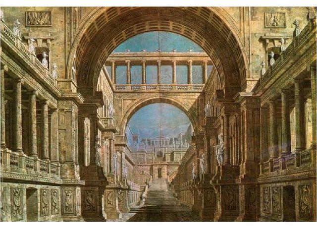 Потом появились мастера, которые, наоборот, создавали очень точные панорамные...