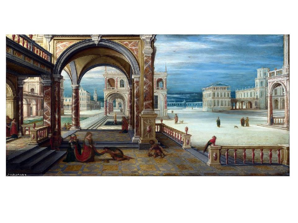 В искусстве Возрождения, а затем и в более поздние времена художники, увлекая...