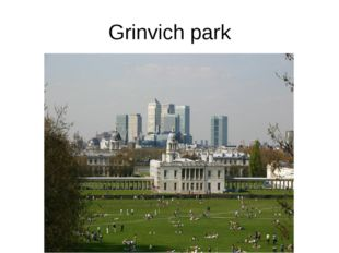 Grinvich park