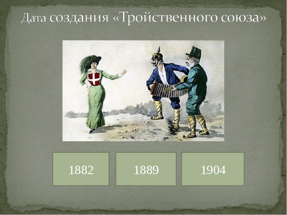 1882 1889 1904
