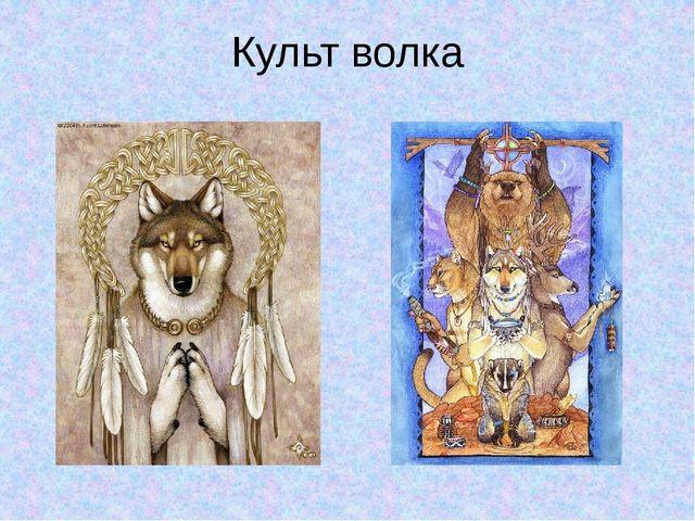 Культ волка