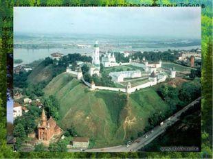 На юге Тюменской области, в месте впадения реки Тобол в Иртыш находится горо