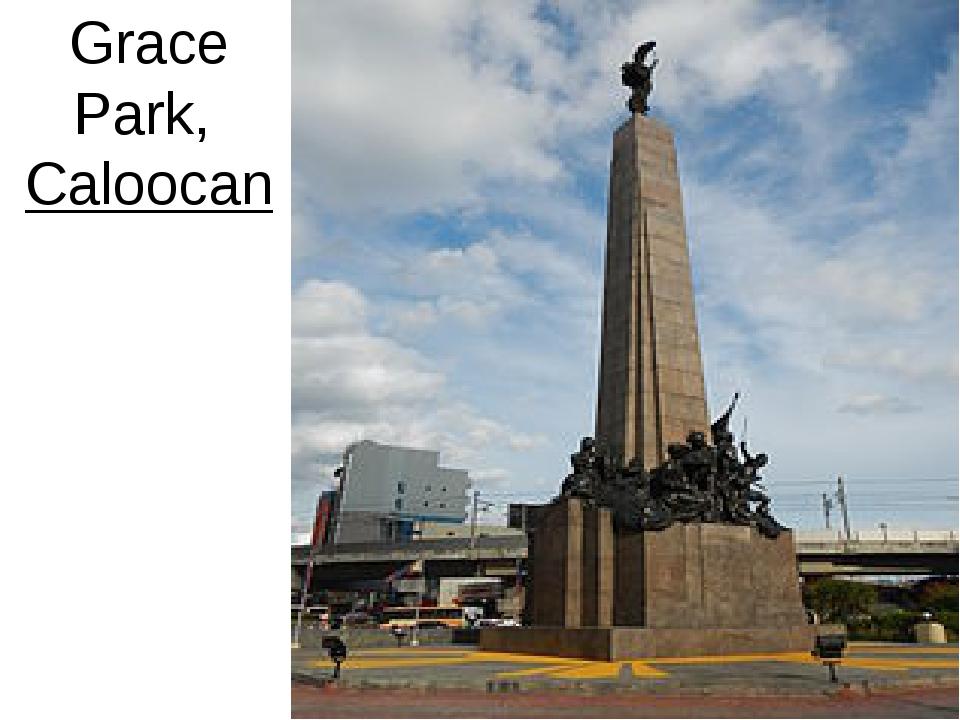 Grace Park,Caloocan