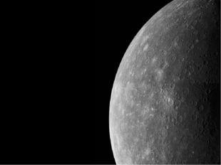 Температураповерхностив полярныхобластяхМеркурия, которые Солнценикогда