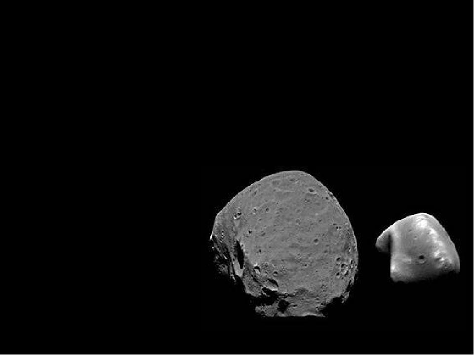 Де́ймос(греч.Δείμος«ужас») — один из двухспутников Марса. Был открыт амер...