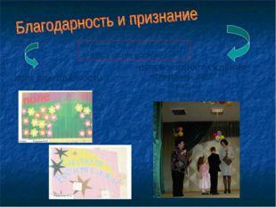 ПОЛЕ БЛАГОДАРНОСТИ ЦЕРЕМОНИЯ НАГРАЖДЕНИЯ «Самоцветы 2007 Родителям приятно ос