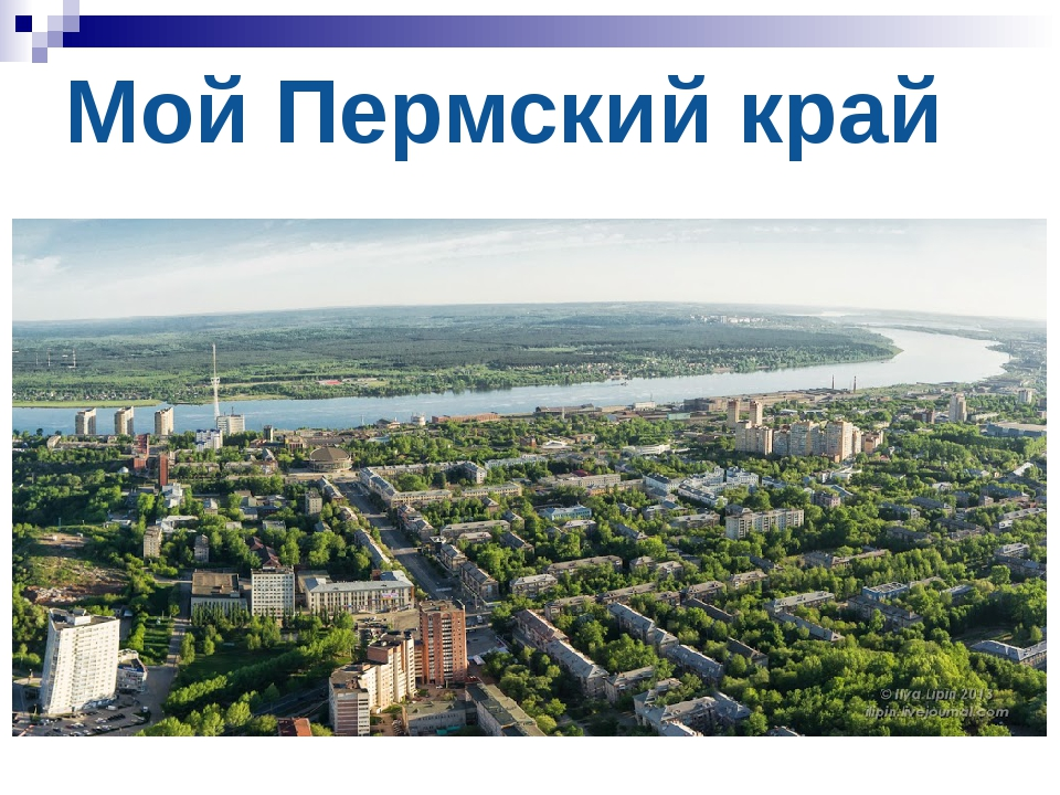 Мой Пермский край