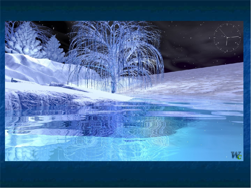 картинки на экран рабочего стола зима № 482097 бесплатно