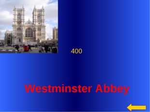 Westminster Abbey 400
