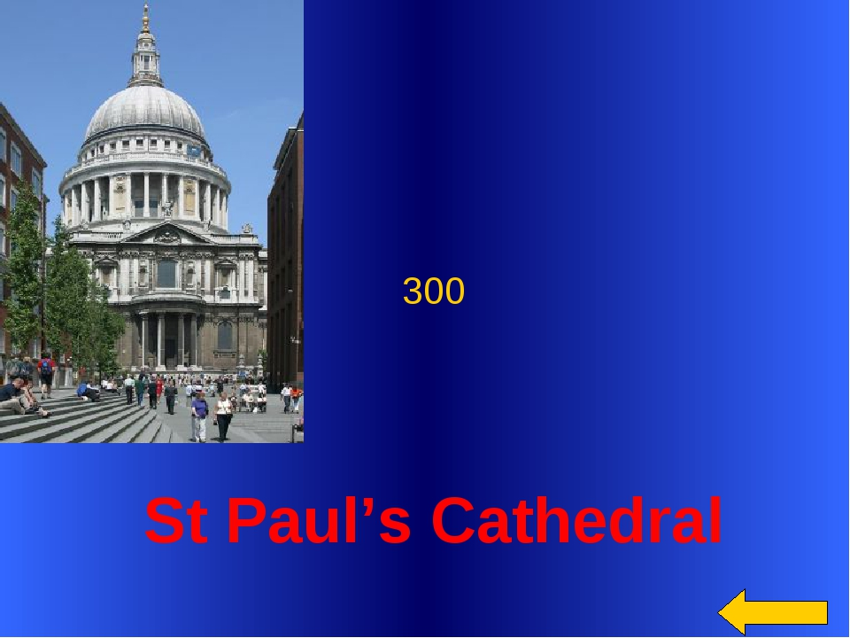 St Paul's Cathedral 300