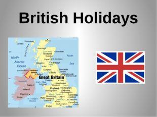 British Holidays