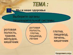 глотка, пищевод, печень, кишечник ротовая полость, глотка, пищевод, лёгкие ро