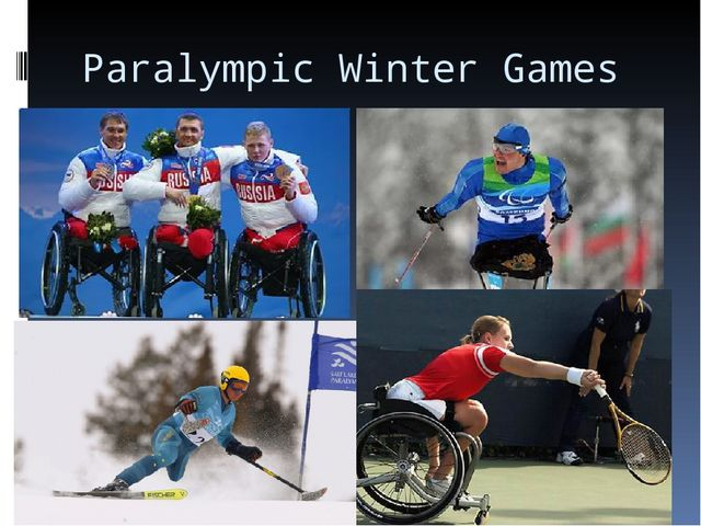 Paralympic Winter Games