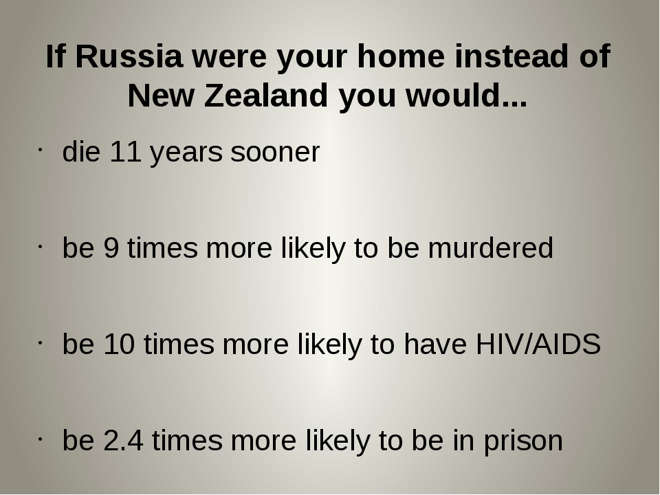 die 11 years sooner be 9 times more likely to be murdered be 10 times more li...