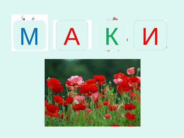 М А К И