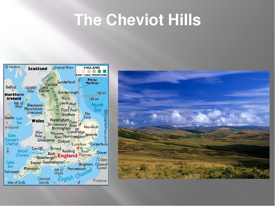 The Cheviot Hills