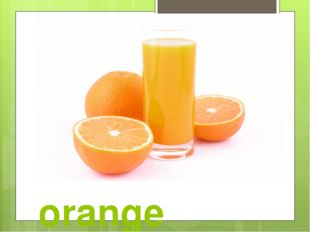 orange orange orange juice